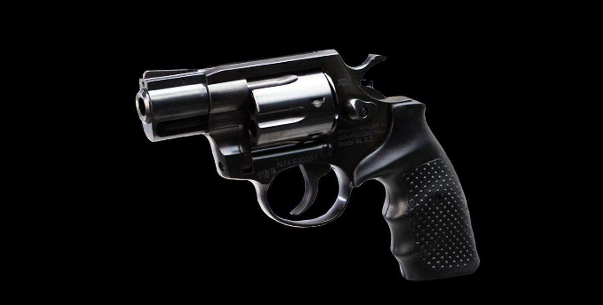 AL3.0 Revolver Left Angle