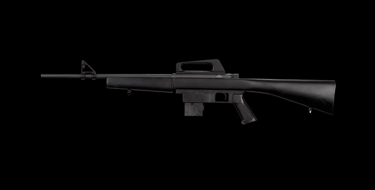 M1600 Left Profile