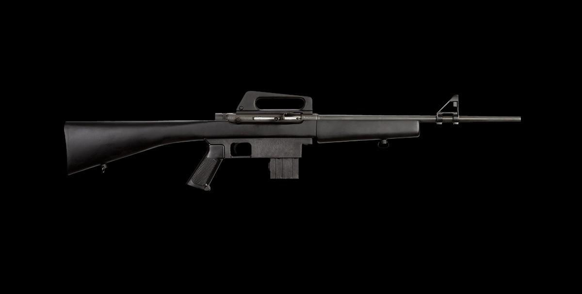 M1600 Right Profile