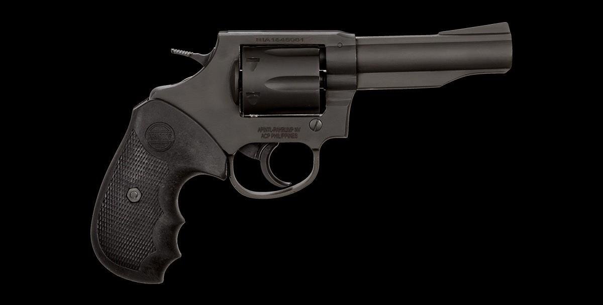 Revolver M200 38spl right profile