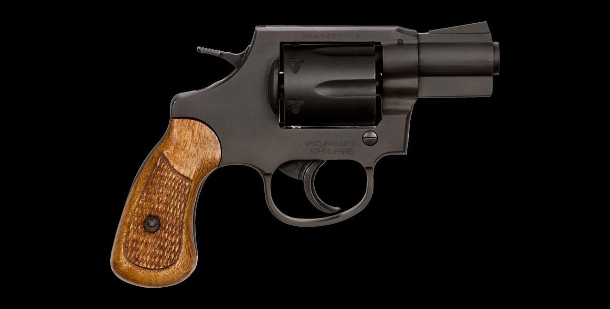 Revolver M206 38sp right profile