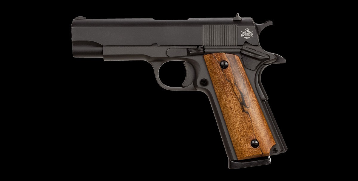 GI Standard MS - .45ACP Left Profile Image