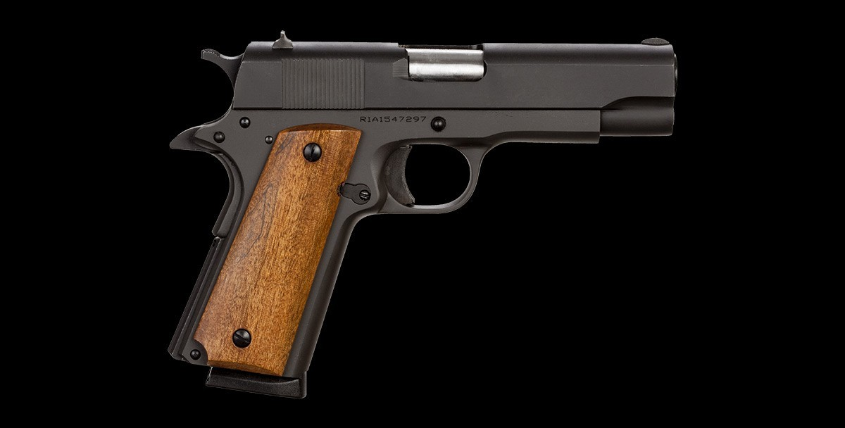 GI Standard MS - .45ACP Right Profile Image