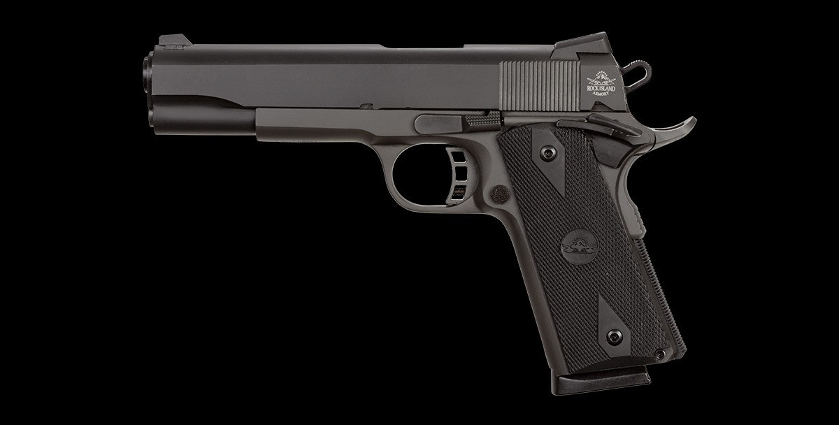 ROCK Standard FS 45ACP left profile
