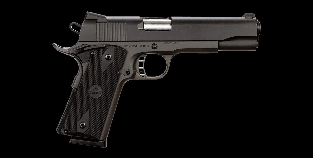 ROCK Standard FS 45ACP right profile