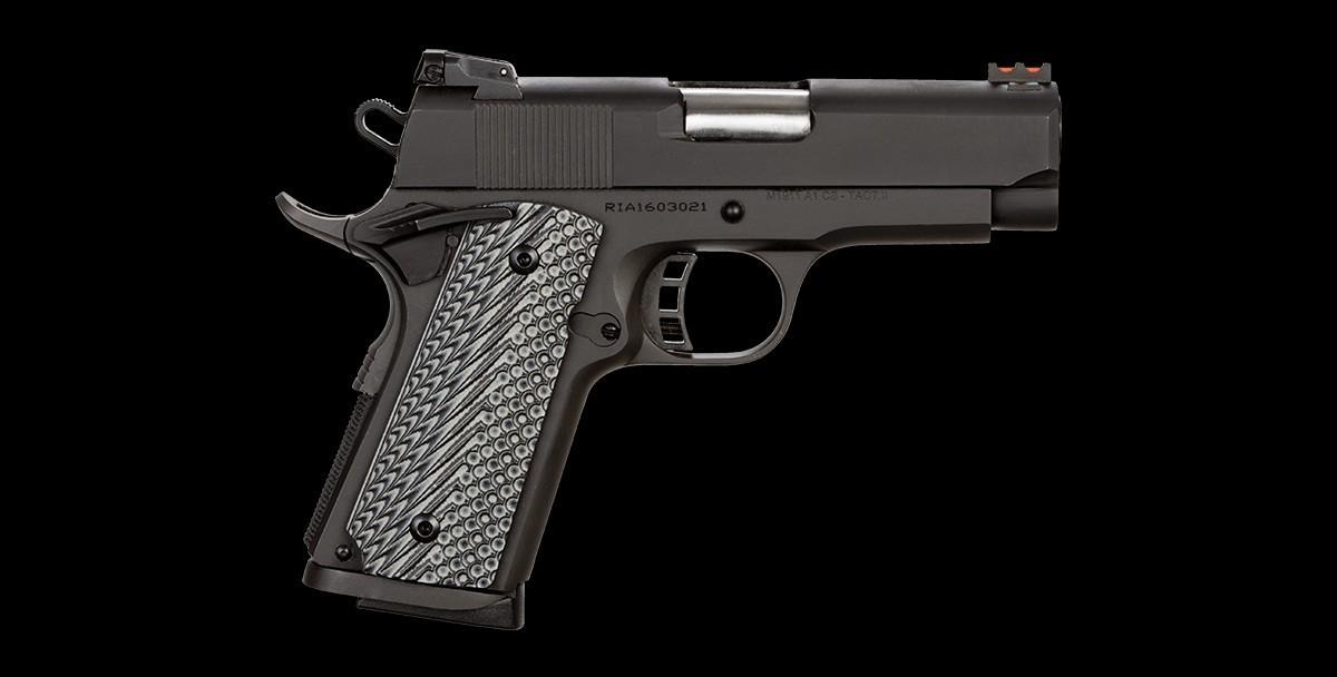ROCK Ultra Carry CS 45ACP right profile