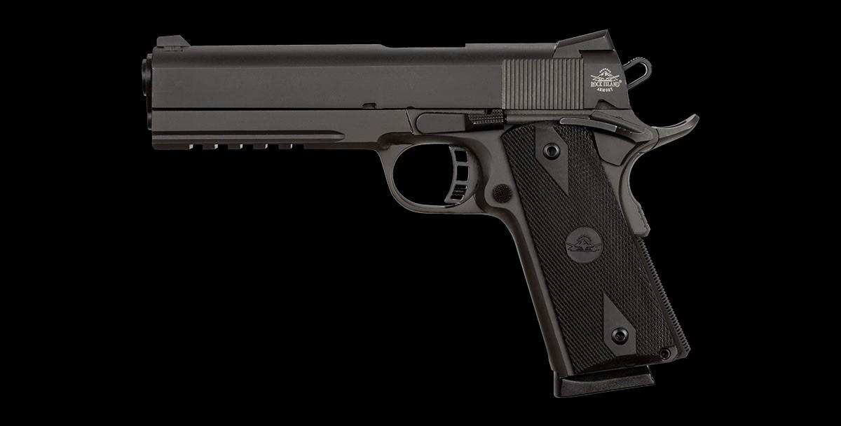 TAC Standard FS 45ACP left profile