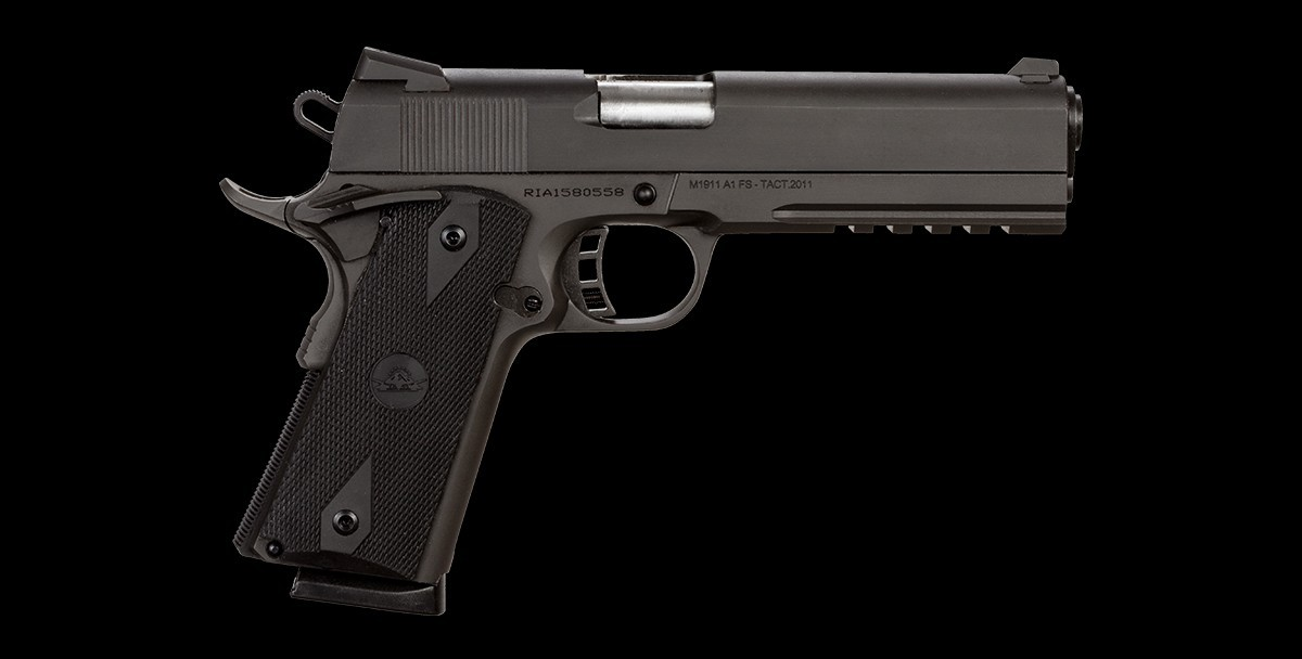 TAC Standard FS 45ACP right profile