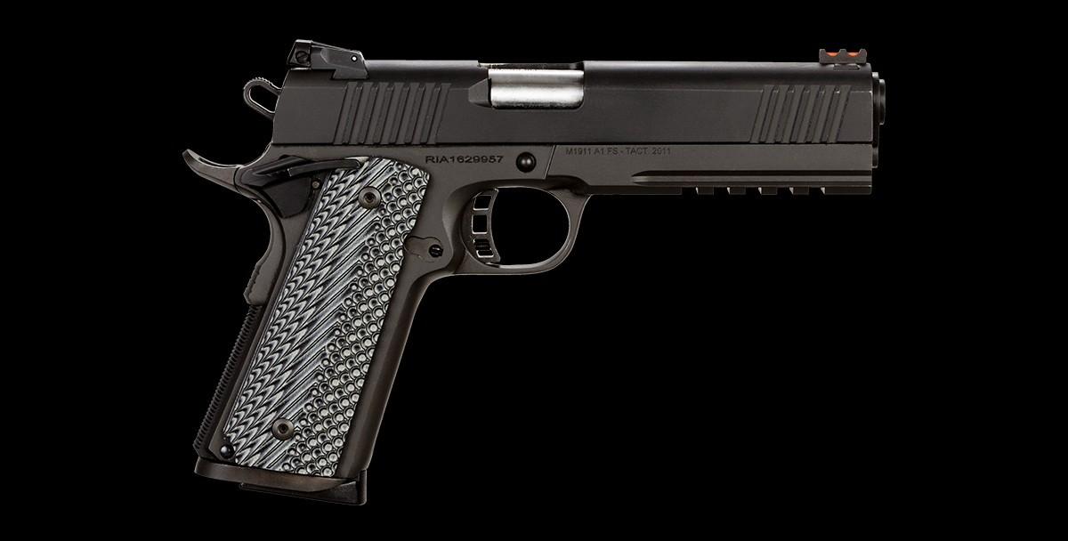 TAC Ultra FS 45ACP right profile