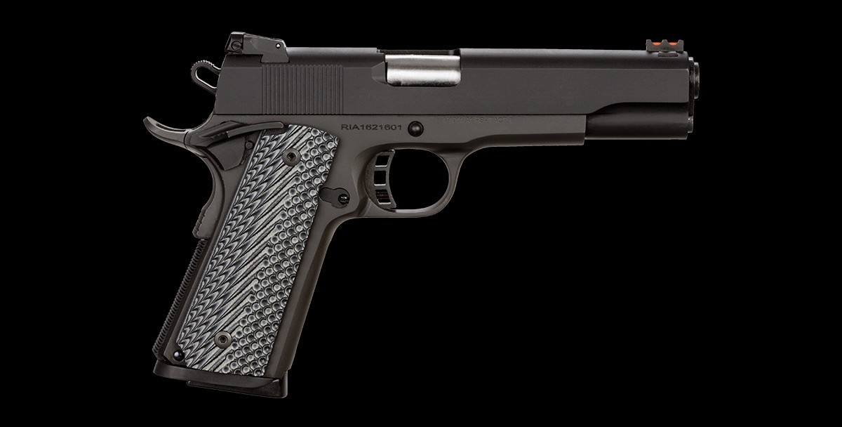 ROCK Ultra FS 45ACP right profile