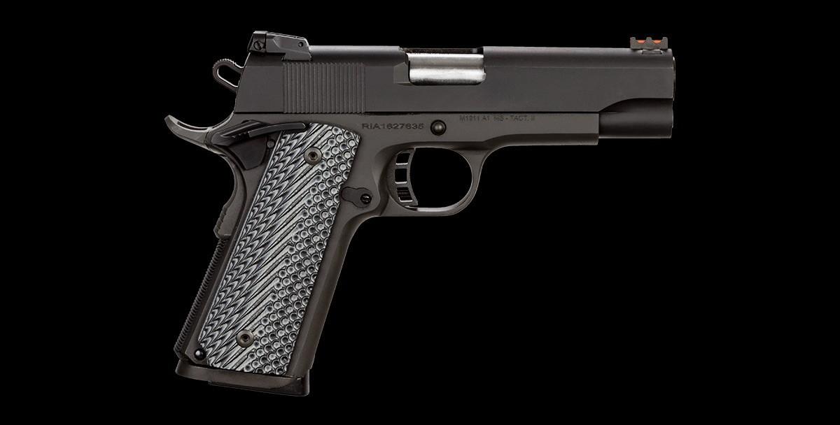 ROCK Ultra MS 45ACP right profile
