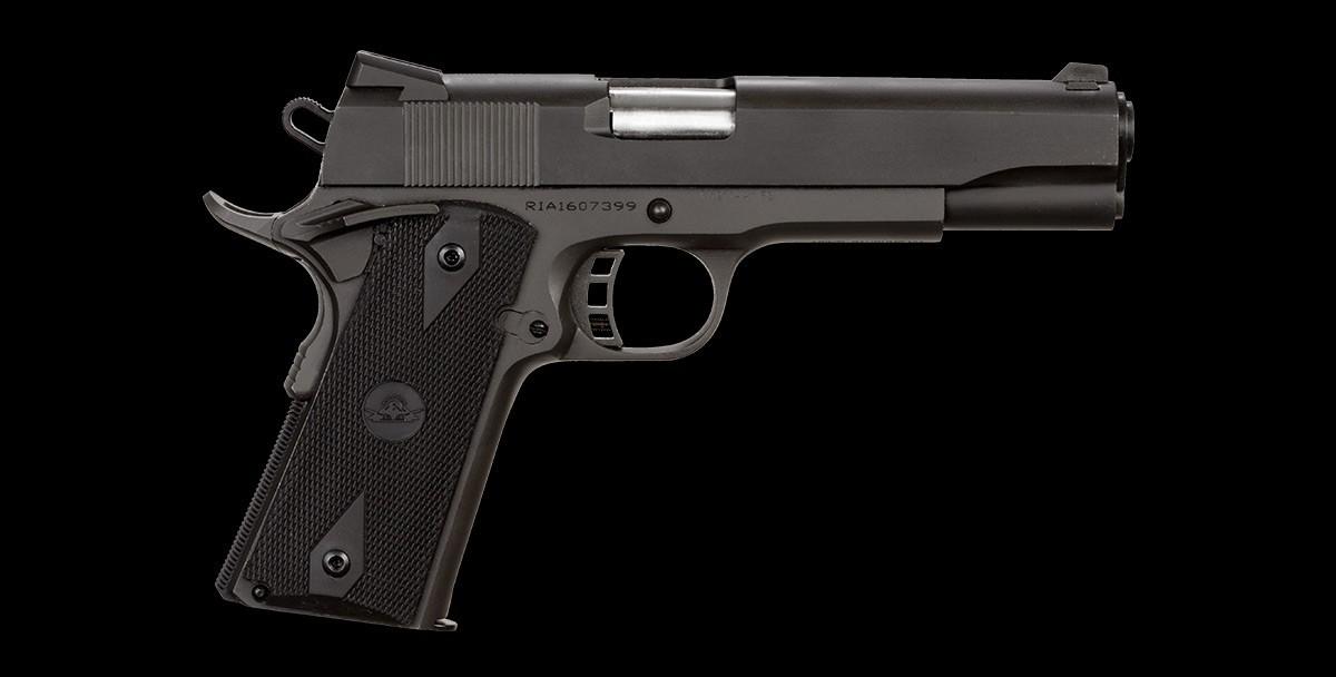 ROCK Standard FS 9mm right profile
