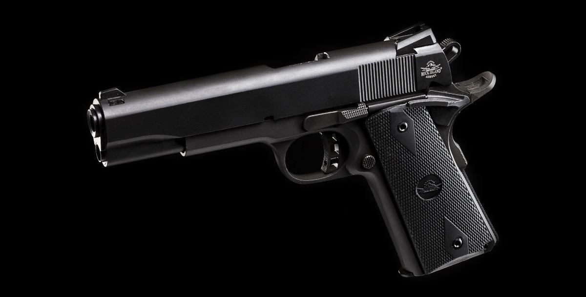 ROCK Standard FS 9mm leftangled