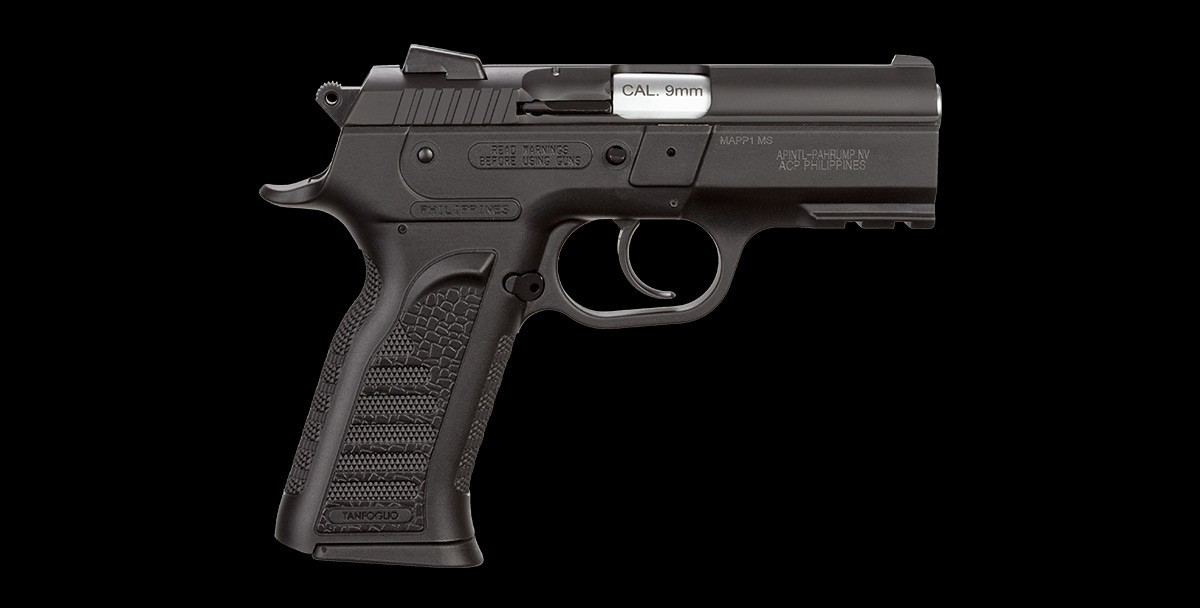 MAPP MS 9mm right profile
