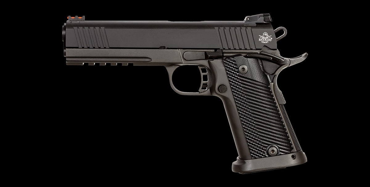 TAC Ultra FS 9mm left profile