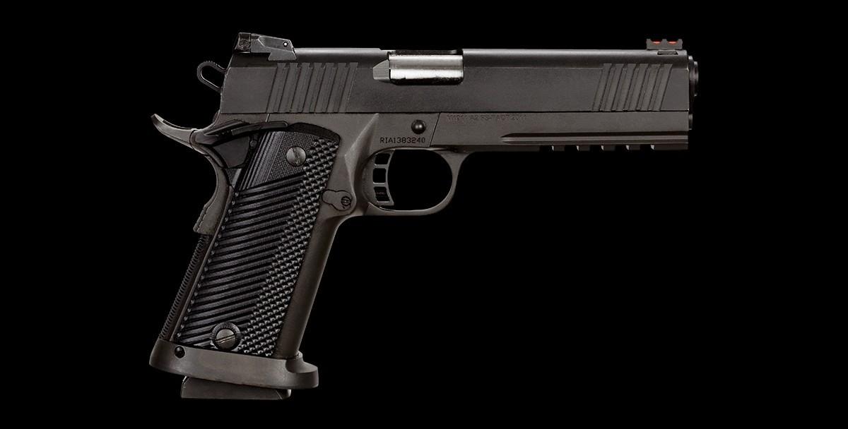TAC Ultra FS 9mm right profile