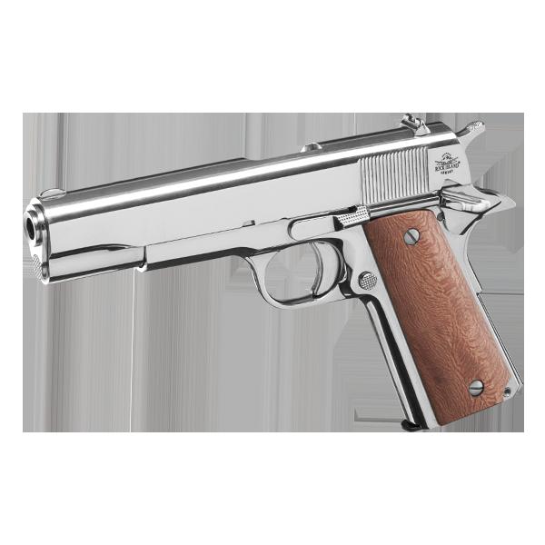 GI Standard FS Nickel - 38 Super