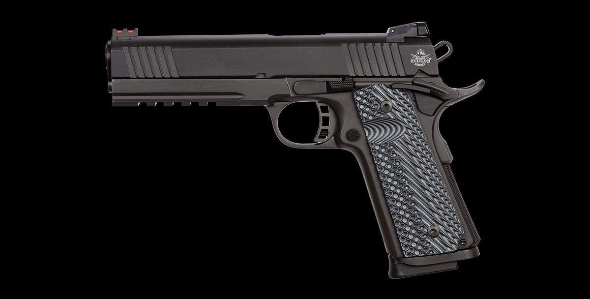 TAC Ultra FS 10mm left profile