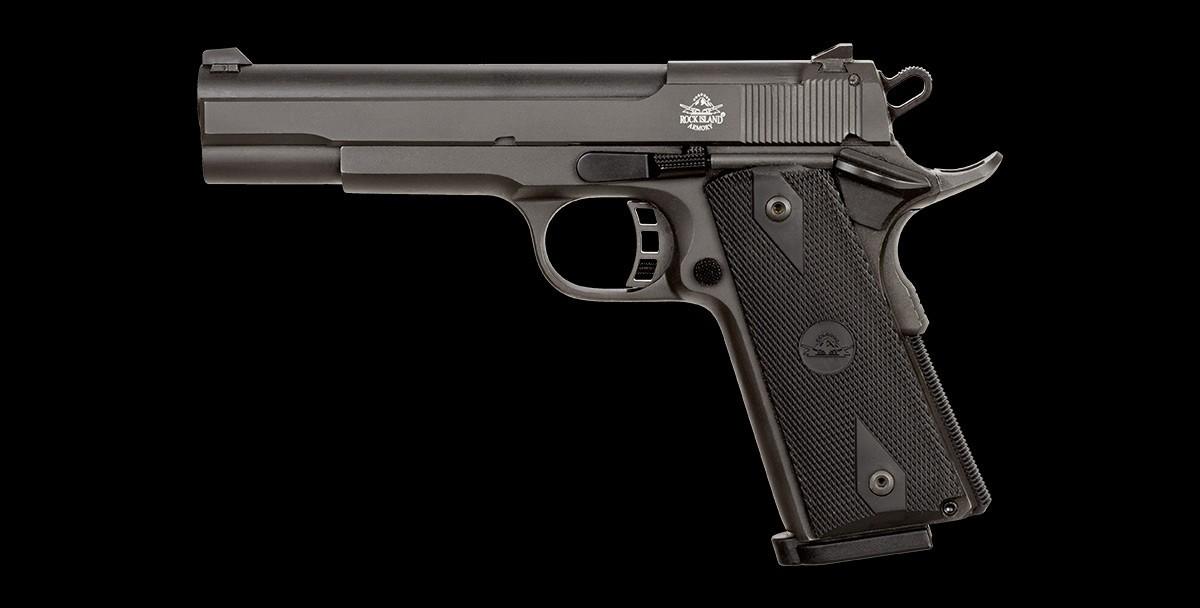 XT Combo FS 22 45ACP left profile