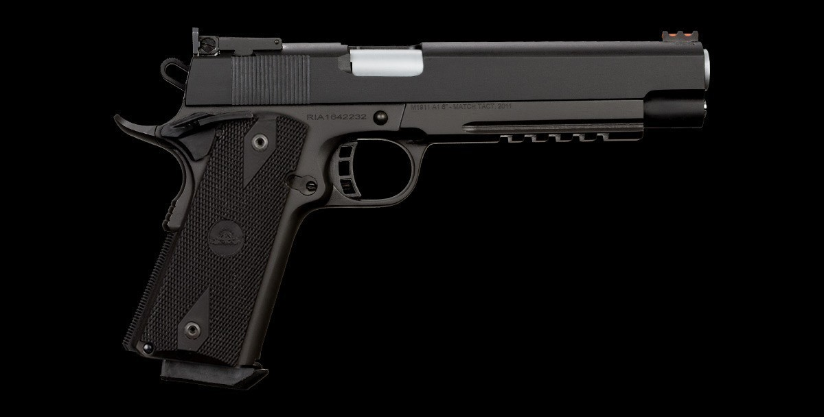 Pro Ultra Match 6in FS 10mm Right Profile