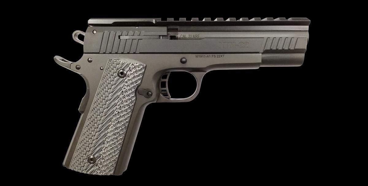 XT 22 Magnum Pro 22MAG 14rd Right Profile