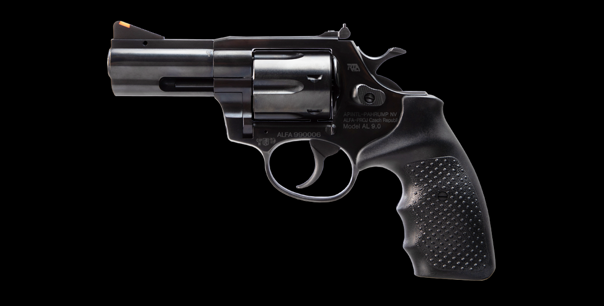 AL9.0 Revolver Left