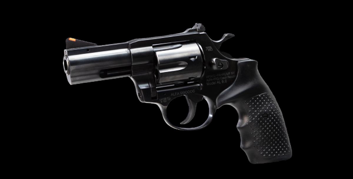 AL9.0 Revolver Left Angle