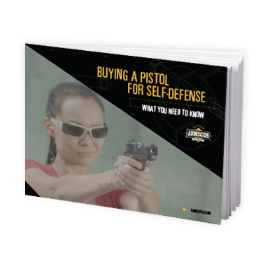 Buying a Pistol for Self Defense