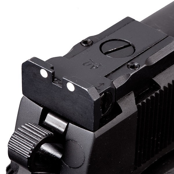 Match Rear Sight