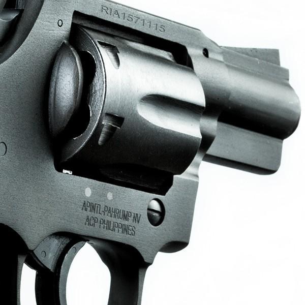 Revolver Series Inset